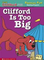 Clifford Is Too Big