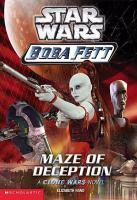 Star Wars, Boba Fett, Maze of Deception