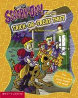 Scooby-Doo! and the Trick-or-treat Thief