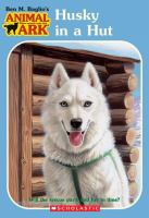 Husky in A Hut
