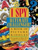 I Spy Ultimate Challenger!