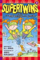 The Supertwins Meet Bad Dogs From Space