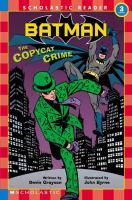The Copycat Crime