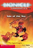 Tale Of The Toa