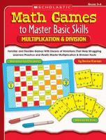 Math Games to Master Basic Skills