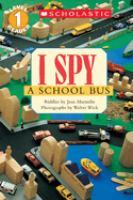I Spy A School Bus
