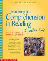 Teaching For Comprehension In Reading: Grades K-2