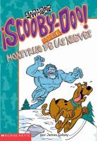 Scooby-Doo y el monstruo de las nieves