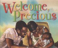 Welcome, Precious cover