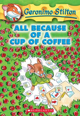 Cover image for All Because of A Cup of Coffee