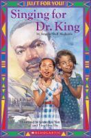 Singing for Dr. King