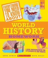 Everything You Need to Know About World History Homework