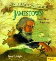 Jamestown, New World Adventure