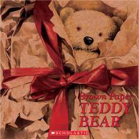 Brown Paper Teddy Bear