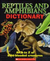 Reptiles and Amphibians Dictionary