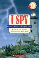 I Spy A Lightning in the Sky