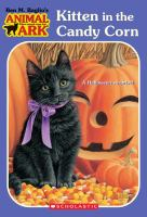 Kitten In The Candy Corn