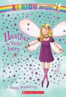 Heather, the Violet Fairy