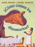 C©đmo comen los dinosaurios?
