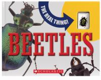 The Real Thing! Beetles