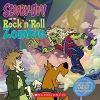 Scooby Doo! and the Rock'n'roll Zombie