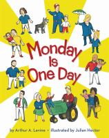 Monday Is One Day