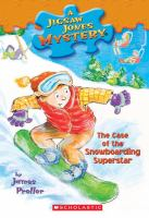 The Case Of The Snowboarding Superstar
