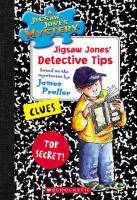 Jigsaw Jones' Detective Tips