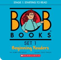 Bob Books. Set 1, Beginning Readers