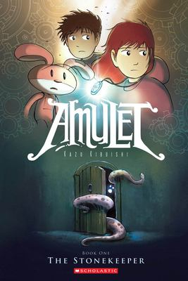 Cover image for Amulet, Bk. 01