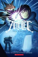 Amulet. Book two, The stonekeeper's curse