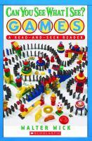 Games Read-and-seek