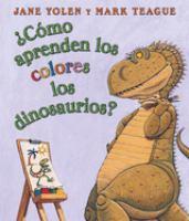Cómo aprenden los colores los dinosaurios?