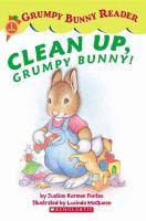 Clean Up, Grumpy Bunny!