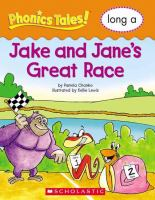 Jake and Jane's Great Race