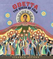 Odetta, the Queen of Folk