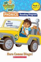 Go Diego Go! Phonics Reading Program