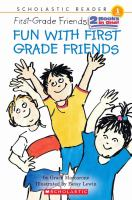 Fun With First-grade Friends