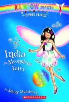 India, the Moonstone Fairy