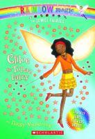 Chloe, the Topaz Fairy