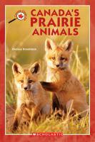 Canada's Prairie Animals