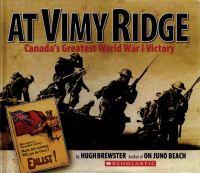 At Vimy Ridge