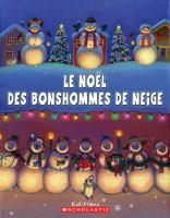 Le Noël des bonshommes de neige