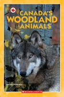 Canada's Woodland Animals