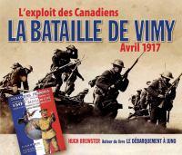 La bataille de Vimy