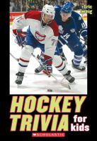 Hockey Trivia for Kids