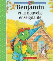 Benjamin et la nouvelle enseignante