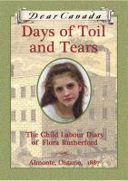 Days of Toil and Tears