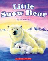 Little Snow Bear
