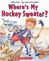 Where's My Hockey Sweater?